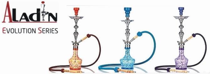 waterpijp Aladin shisha